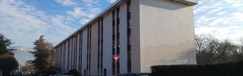 Immeuble Les Myrtilles à Meythet